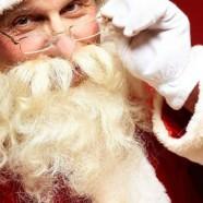 Papá Noel en el Hotel Emperador