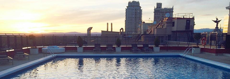 Comienza el verano en el Roof Garden del Hotel Emperador