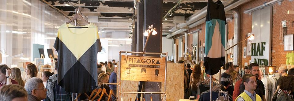 Visita Forest, el nuevo Pop Up de Mercado de Diseño en Madrid, con Hotel Emperador